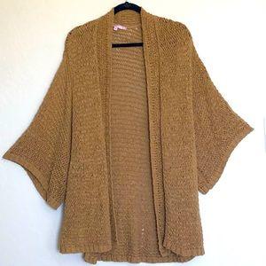 Calypso St. Barth Loose Knit Oversized Cardigan